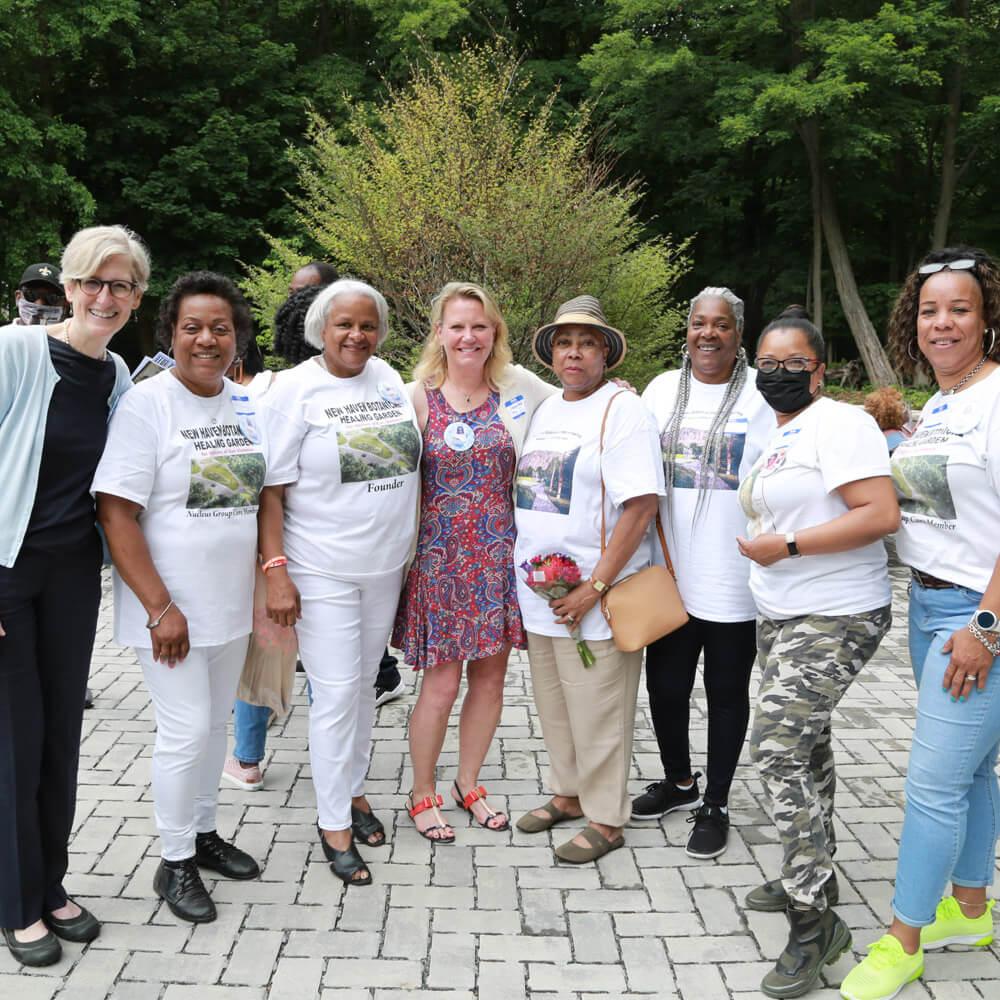 Botanical Garden of Healing Dedicated to Victims of Gun Violence